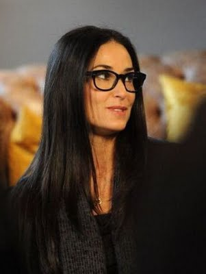 demi moore glasses