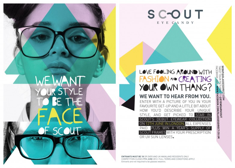 Announcing The Faces of Scout Eyewear: Winners
